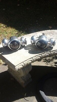 Ford model T rat rod carriage headlights