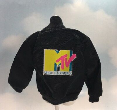 Jem and the Holograms RIO Fashion MTV Mail Order Concert Jacket vintage Hasbro