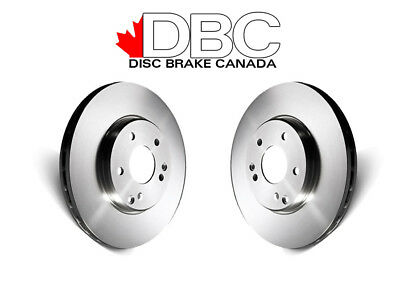 DBC BR33113-D G3000 Brake Rotors ONLY