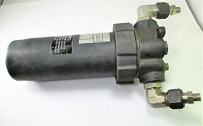 Vickers H0613A1 B2 Hydraulic Filter Housing 800 PSIG A6