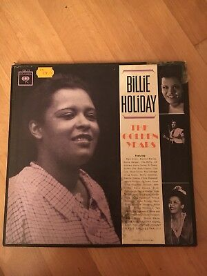 Billy Holiday, The golden years 3 LP