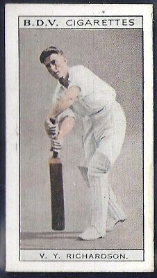 Phillips (Australia)-Whos Who In Sport (Double Sided)-#061- Richardson - Inkson