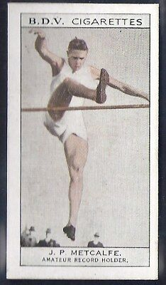 Phillips (Australia)-Whos Who In Sport (Double Sided)-#081- Metcalfe - O'reilly