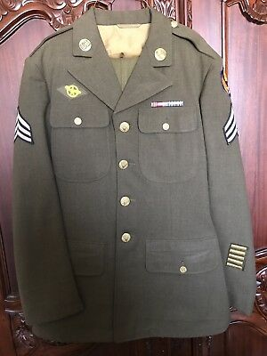US Army Air Corps tunic and pants WWII
