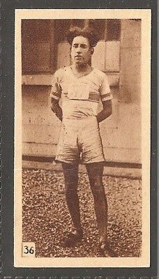 Phillips-Olympic Champions Amsterdam 1928-#36- Running - M Plaza