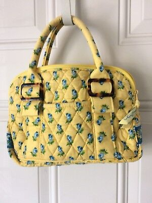 Vera Bradley Bag Katherine Pattern Pre- Owned Gently Used