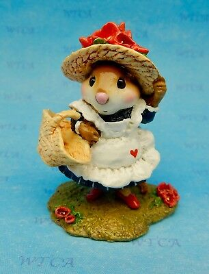 TO MARKET by Wee Forest Folk, M-348, Love American Style, Mouse Expo 2008 Event