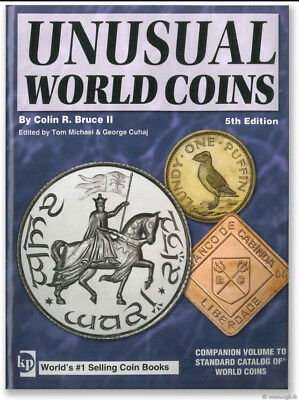 "Digital Book ""unusual World Coins"" - Krause  - 548 Pag."