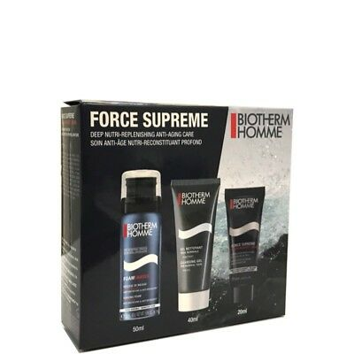 Biotherm Starter Kit Ll Force Supreme