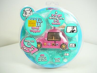 Vintage Pixel Chix Road Trippin Hand Held Electronic Game New  In Box  Rare