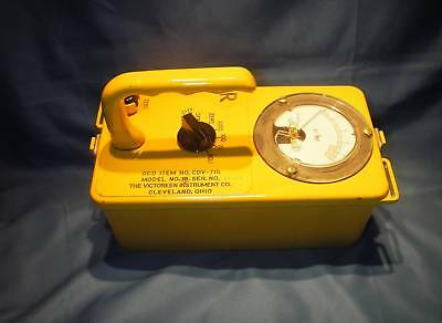 Geiger Counter / Radiation Survey Meter 715
