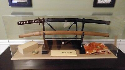 Authentic Samurai Sword 460 Years Old