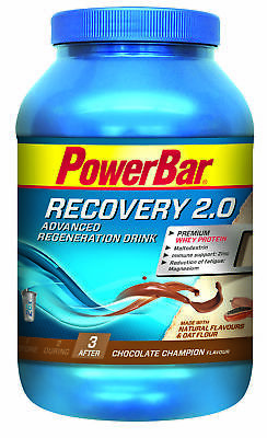 (20,71EUR/kg) Powerbar - Recovery 2.0 1144g Dose