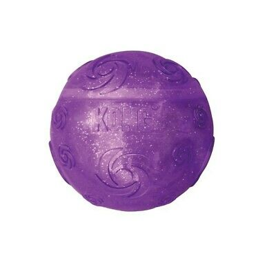 KONG Squeezz Crackle Ball Large gioco per cani