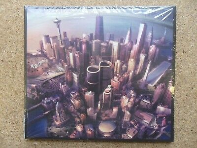 Foo Fighters - Sonic Highways  (CD, New & Sealed)
