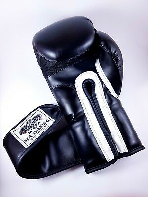 Boxing Sparring Gloves MMA Punch Bag Mitt UFC Fight Training 10 oz 12oz 14 oz