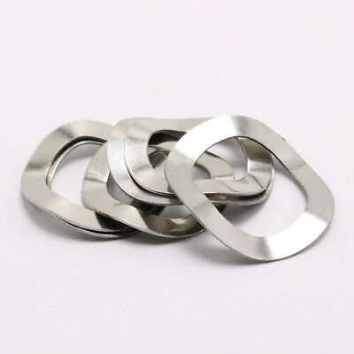 A2 Stainless Steel Metric Wavey Washers Crinkle Wave Washers M3-M25