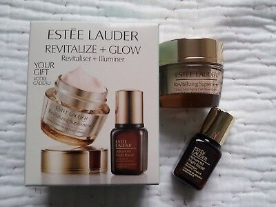 Estée Lauder Gift Set -  Revitalizing Supreme Creme + Advanced Night Repair