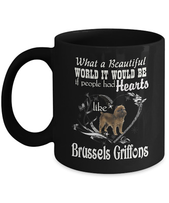 BRUSSELS GRIFFON DOG Mug