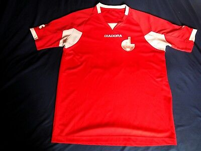 Hapoel Beer Sheva #18 Israeli football Shirt Trikot