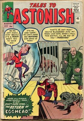 Tales To Astonish #45 - G