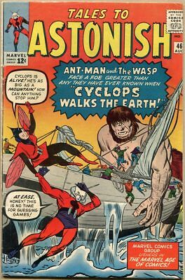 Tales To Astonish #46 - VG