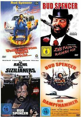 Dampfhammer Box Collection (4 Bud Spencer Klassiker auf 4 DVDs) [FSK16]