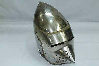 Indo Persian Mughal Rajput Islamic Warrior Helmet Armour Antique Reproduction