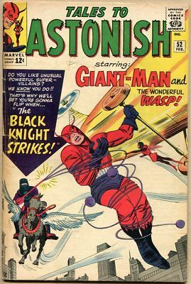 Tales To Astonish #52 - VG-