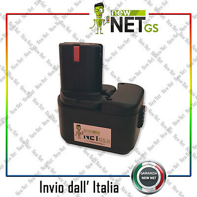 Batteria compatibile per Hitachi EB 1214S 1500mAh 12V 03009