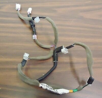 Toyota Highlander New Wire Instrument #4,  P/N 82144-0E110