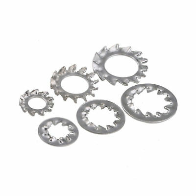 Zinc Plated Washers Tooth Lock Washer Internal/External Shakeproof Serrated