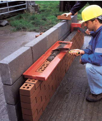 Bricky - the best adjustable bricklaying tool ever + trowel, save big $$$