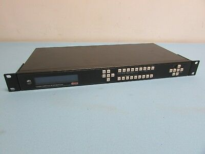 TVOne C2-6204 CorioView 3G SDI Multiviewer. Condition Good. Pre-Owned.
