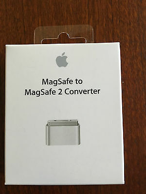 Adapter Apple MagSafe to MagSafe 2 Converter MD504ZM/A Neu!