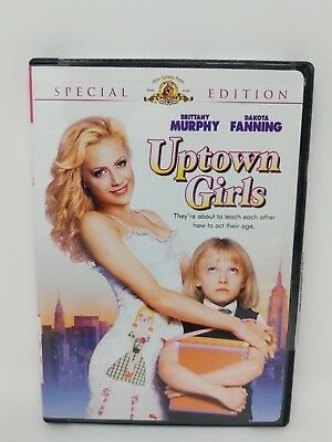 Uptown Girls DVD Special Edition