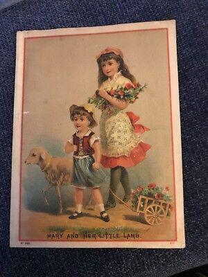 Large Victorian Trade Card Alex Wilbor Boston Quack Medicine