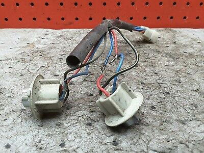 1998 98 Kawasaki ZX9R ZX9 Tail Lights Harness