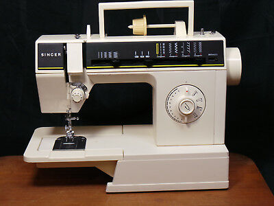 Singer 6215C Heavy-duty Sewing Machine Leather Upholstery Denim