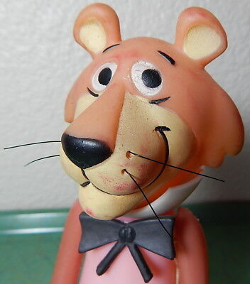 1971 Snagglepuss Dakin with Hang Tag Hanna-Barbera