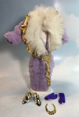 Jem and the Holograms PURPLE HAZE Glitter & Gold Fashion Hasbro 4282/4055