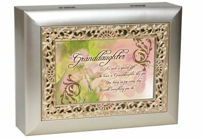 Cottage Garden Music Box - Granddaughter Plays You Light Up My Life
