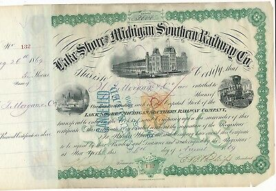 RN-T4  25c Revenue Stamped Paper on Damaged Stock Certificate