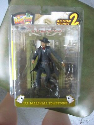 US Marshall TOMBSTONE Action Figure Dusty Trail Toy Series 2 NIP NEW JT