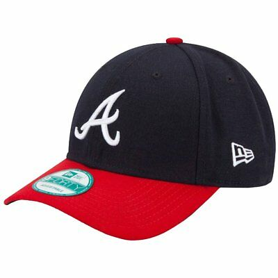New Era 9Forty Cap - MLB LEAGUE Atlanta Braves navy