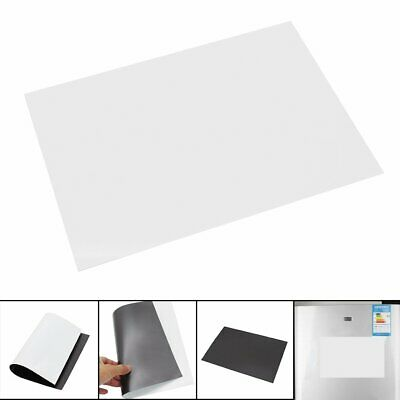 1-10 A4 Magnetic Magnet Sheets Thickness Crafts Material NEW
