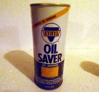 Ethyl Oil Saver Can Unopened