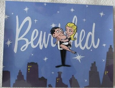 Bewitched, cartoon Art Cel, hand painted