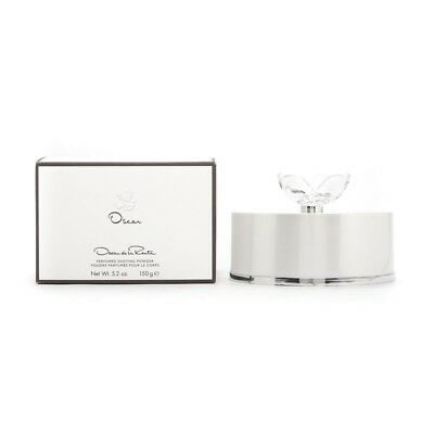 OSCAR 5.2 oz 150 g Oscar De La Renta Women Perfumed Dusting BODY POWDER NIB
