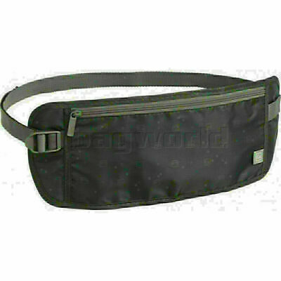 GO Travel Money Belt Charcoal GO175